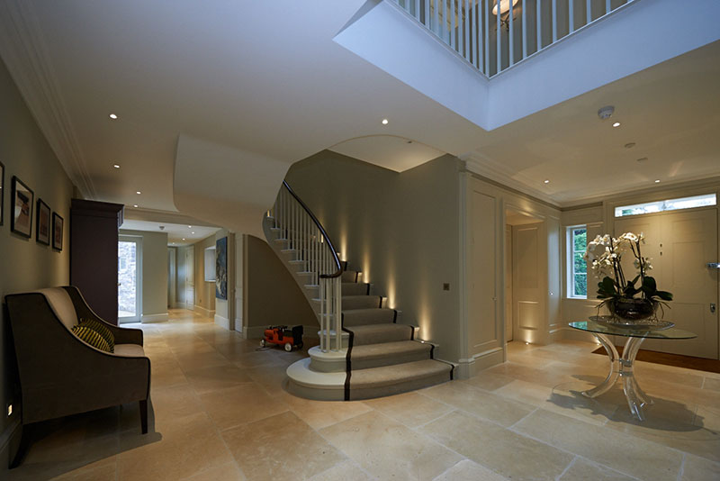 Kylemore House Architecture Photography In London